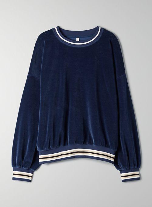 EUROPA SWEATSHIRT - Long-sleeve crew-neck sweater