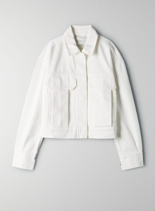 ANTARES JACKET - Cropped utility jacket