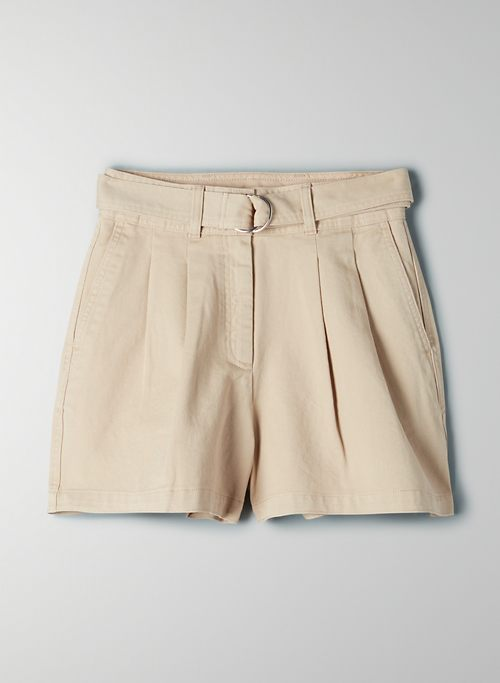 ANTARES SHORT - Belted cargo shorts