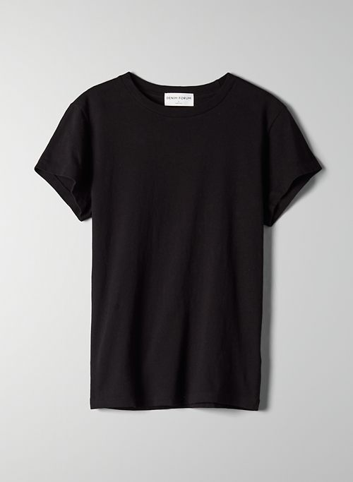 THE EMMELINE SLIM TEE | Aritzia