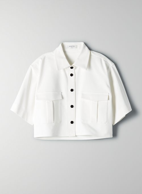 TORINO BUTTON-UP | Aritzia