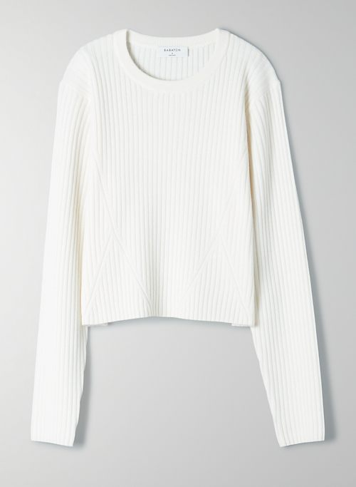 NEW NATHANIEL SWEATER | Aritzia