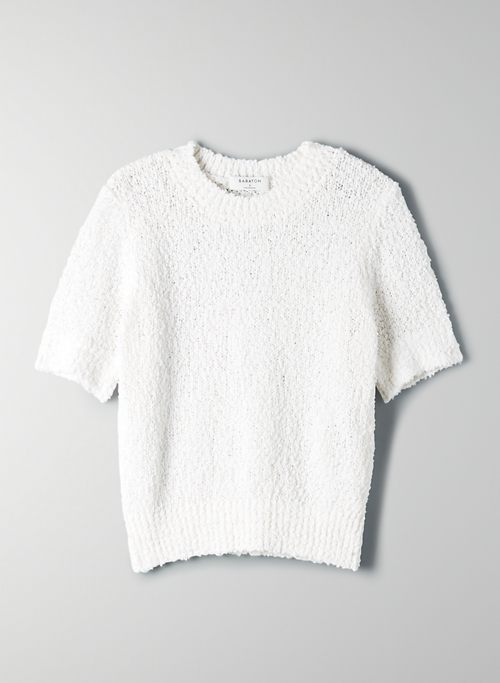 LUCIDA SWEATER - Knit sweater tee