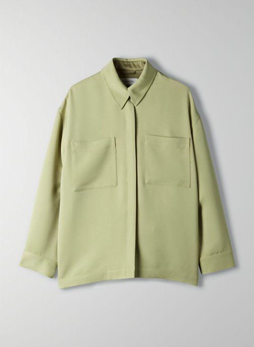 BORNA JACKET - Relaxed-fit summer shirt jacket