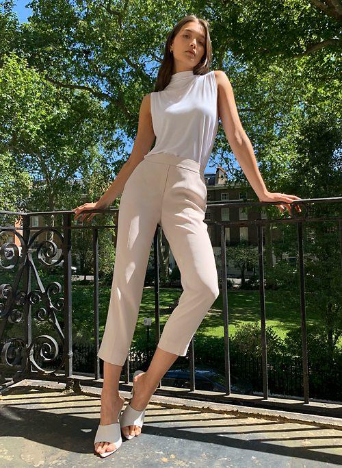 Spirio Women Jogger Camo Print Classic High Waist Denim Jeans Pants