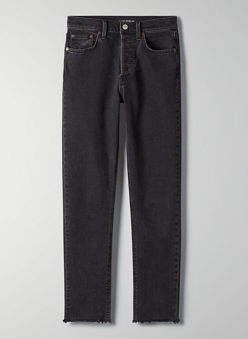 THE YOKO HIGH RISE SLIM | Aritzia