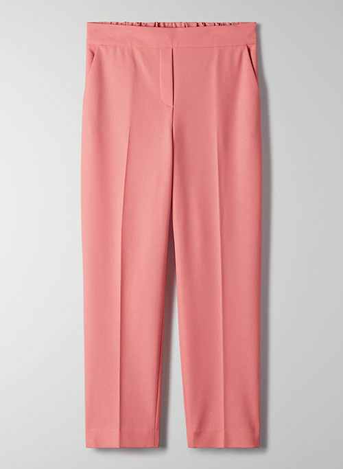 CONAN PANT - Cropped, slim fit dress pant