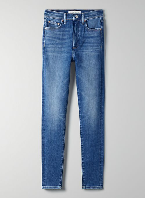 THE LOLA HIGH RISE SKINNY | Aritzia