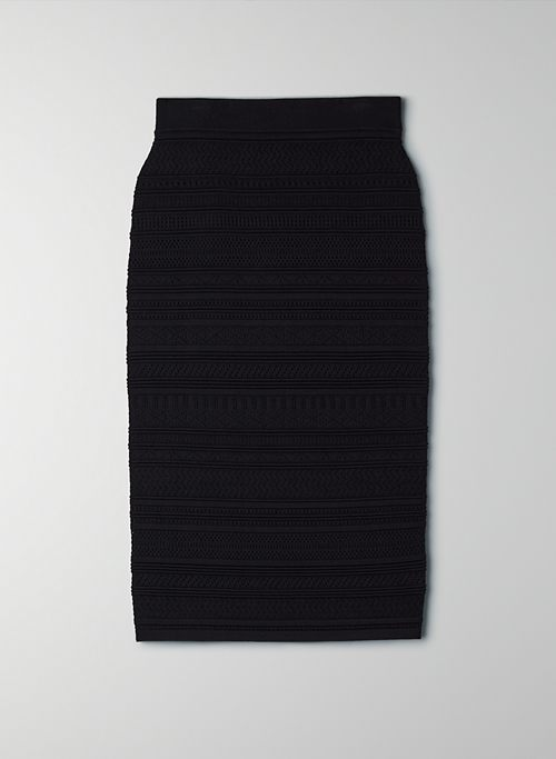 BODYCON TUBE SKIRT | Aritzia