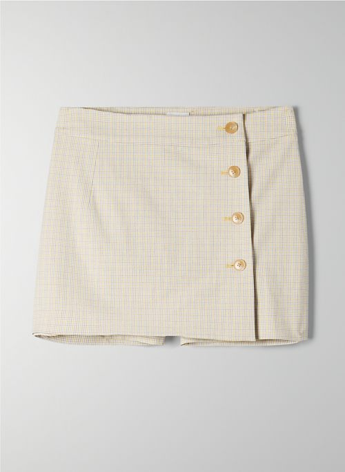 HEATHER SKORT | Aritzia