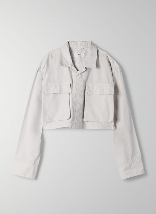 BRENTWOOD BUTTON-UP | Aritzia