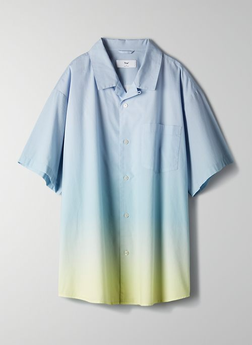 MAVERICKS BUTTON-UP | Aritzia