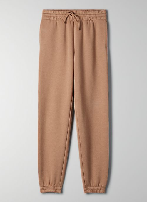 THE SLIM SWEATPANT - Slim fleece joggers
