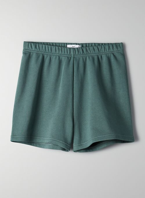 THE HIGH-RISE LIGHT SWEATSHORT | Aritzia