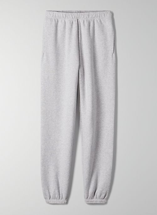 COZY FLEECE MEGA SWEATPANT - Oversized fleece sweatpants