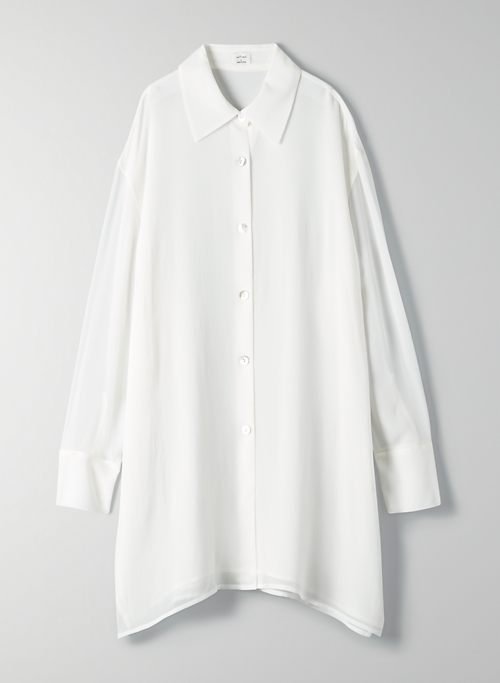 TWAIN BUTTON-UP | Aritzia