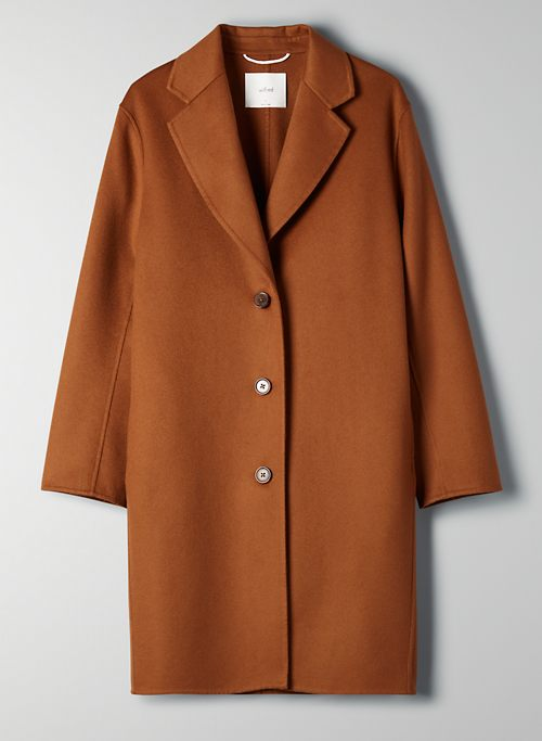JULIEN WOOL COAT | Aritzia