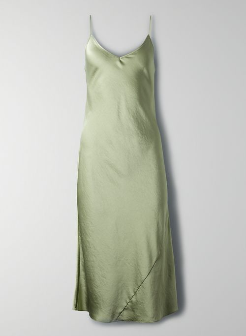 ONLY SLIP DRESS | Aritzia
