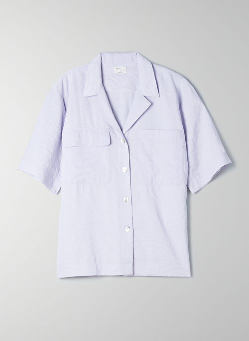 JIVE BUTTON-UP | Aritzia
