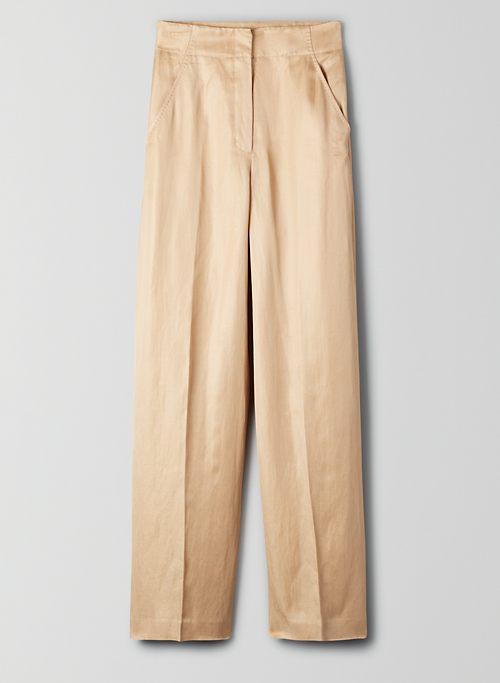 TANGO PANT - High-rise trouser