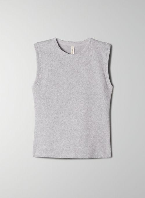 TOURIST TANK - Shrunken muscle t-shirt