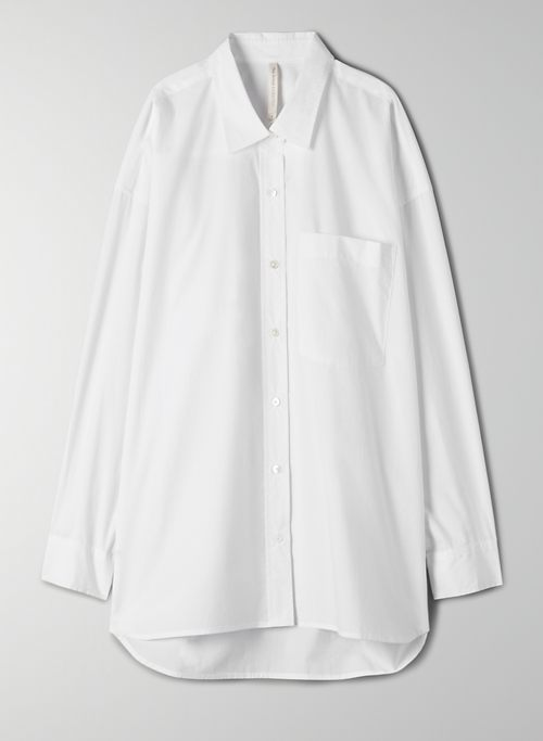 SCENIC BUTTON-UP - Cotton button-up shirt