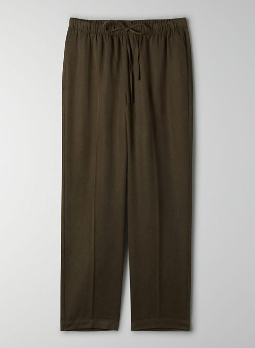 JIMMY PANT - Pull-on, pleated trousers