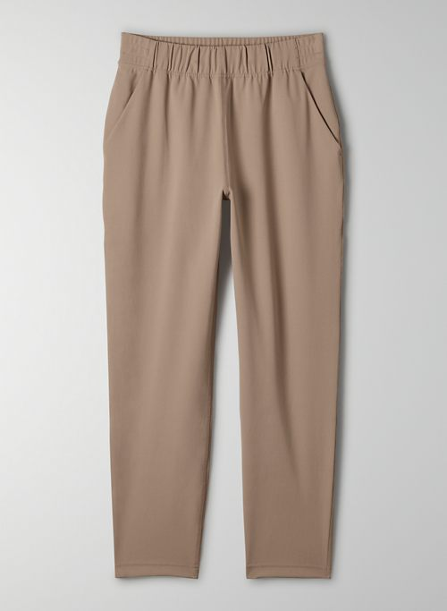 WEEKENDER PANT - High-rise, sweat-wicking joggers