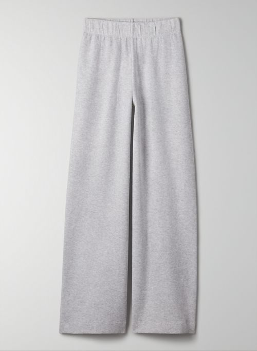 LARK PANT - Wide-leg pull-on pants