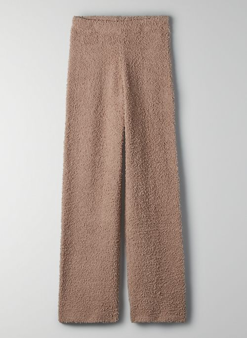 RETREAT PANT - High-waisted pull-on pant
