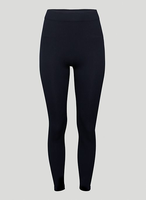 BALSAM SEAMLESS LEGGING - Seamless, ribbed leggings
