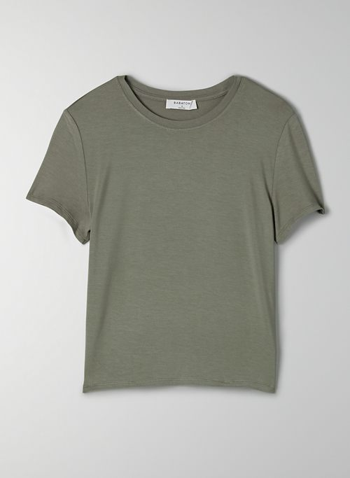 EVERYDAY T-SHIRT - Cropped baby t-shirt