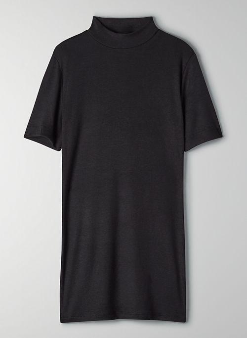 GONZALO LONG T-SHIRT - Mock-neck t-shirt