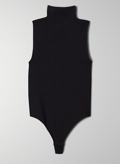 SEAMLESS CONTOUR TURTLENECK BODYSUIT - Sleeveless turtleneck bodysuit