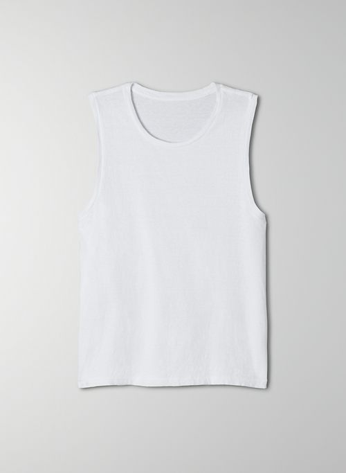 THE DEBBIE MUSCLE TANK - Vintage muscle tank top