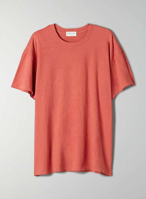 THE OLD FAVOURITE TEE - Oversized crew-neck t-shirt