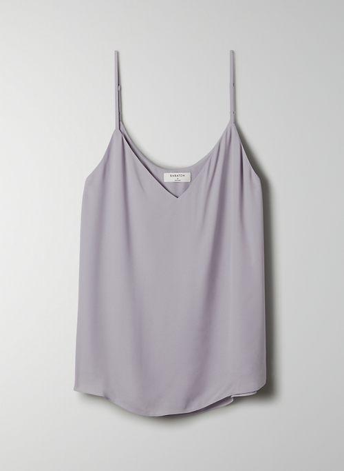 EVERLY CAMISOLE - V-neck camisole