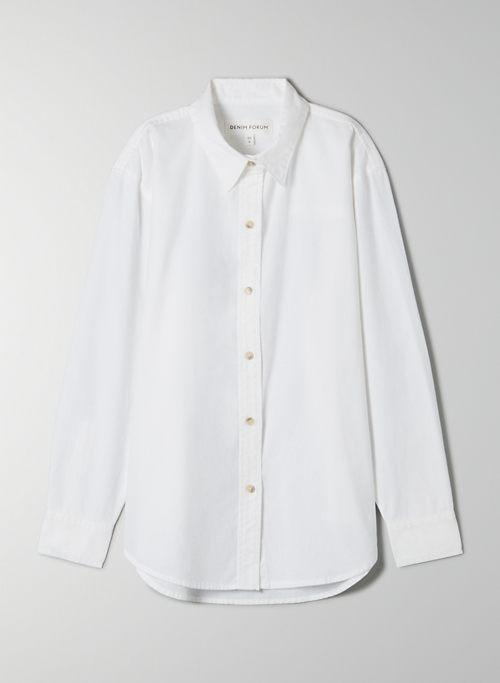 THE JANE LONGSLEEVE SHIRT - Long-sleeve button-up shirt