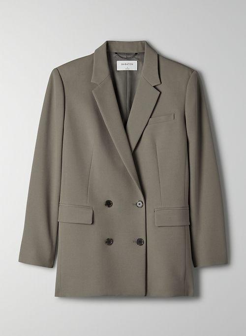 WATSON BLAZER - Double-breasted blazer