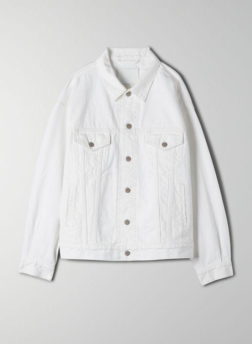 THE ALI OVERSIZED JACKET - Oversized denim jacket