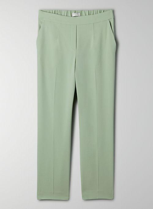 CONAN PANT - Cropped, slim-leg trouser