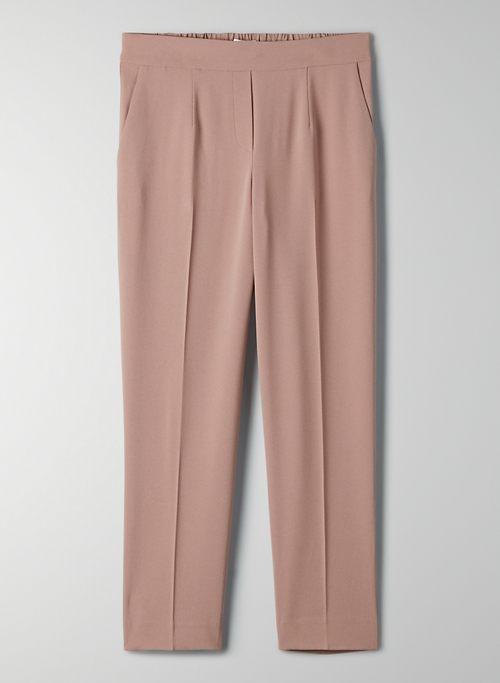 CONAN PANT - Cropped, slim-leg trousers