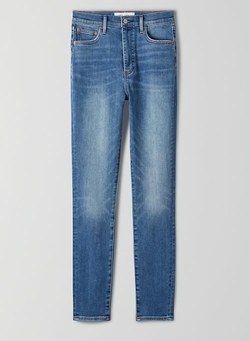THE LOLA HIGH RISE SKINNY 30L - High-waisted skinny jean