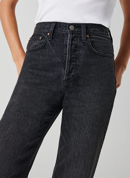 THE JONI HIGH RISE LOOSE 32L - High-waisted loose jeans