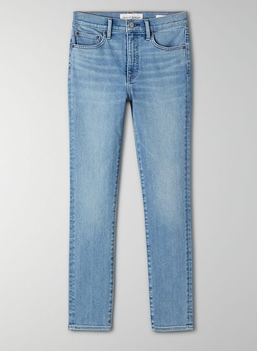THE LOLA MID RISE SKINNY 28L - Mid waisted skinny jeans
