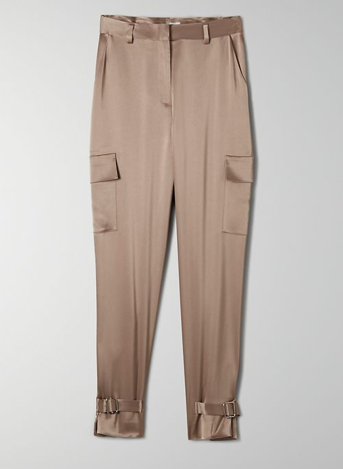 REFINED CARGO PANT