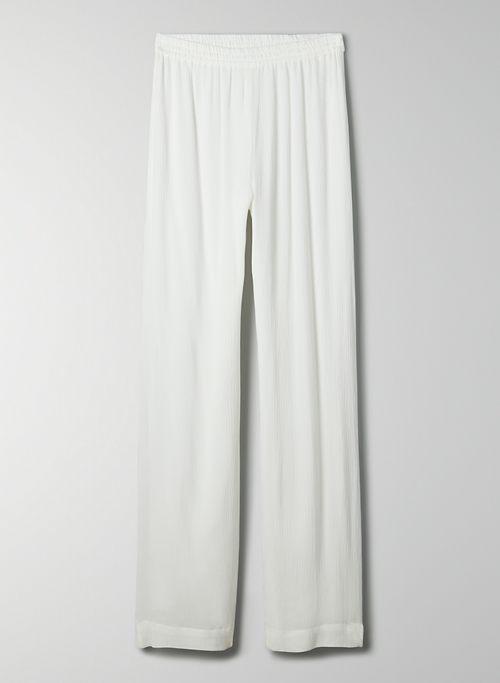 CARSON PANT - High-rise, wide-leg pant
