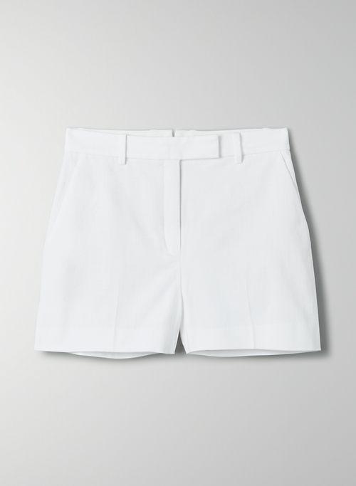 TRUMAN SHORT - High-waisted shorts
