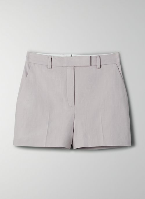 TRUMAN SHORT - High-waisted shorts
