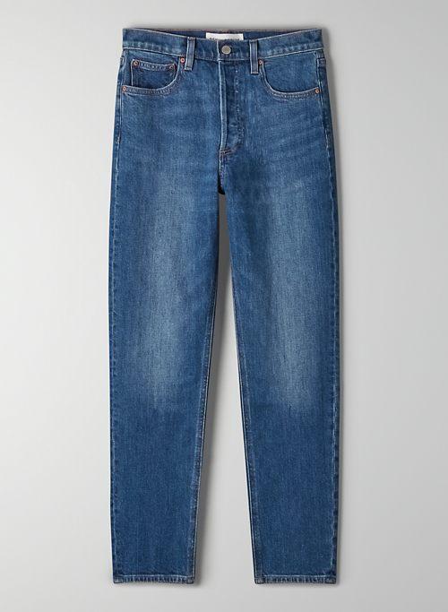 THE YOKO HIGH RISE SLIM 28L - High-waisted slim jean